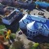 Нововолинськ - з висоти пташиного польоту