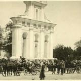 Володимир-Волинський та Устилуг сто років тому. Фото