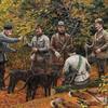 Полювання поблизу Олики у 1889 році