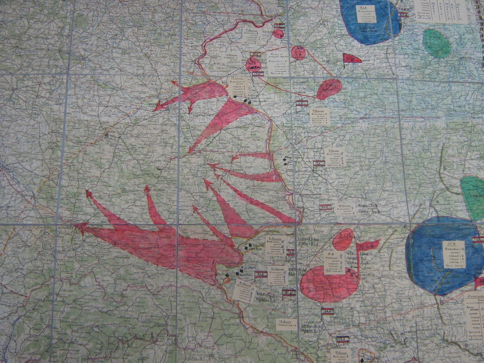 Фрагмент альтернативної історії на теренах Волині