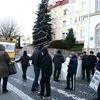 У Луцьку працівники підприємства електротранспорту вимагали зарплат