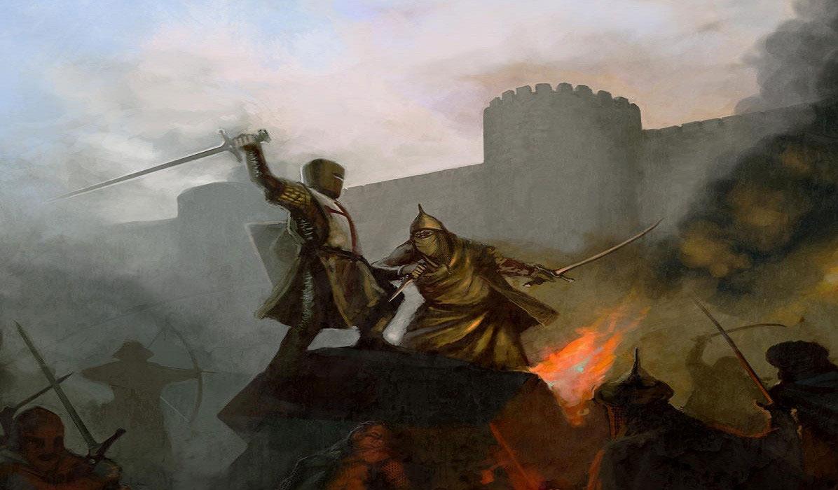 Як упав Константинополь