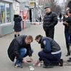 Подробиці затримання чоловіка, який погрожував підірвати відділення «Приватбанку»