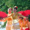 Колоритні учасники «Поліського літа з фольклором»