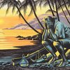 Робінзон Крузо залишив безлюдний тропічний острів, на якому провів 28 років, 2 місяці і 19 днів