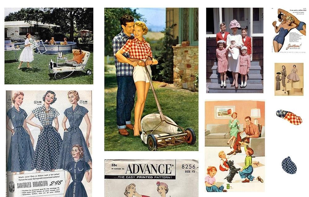Одяг 1950-х  бейбі-бум і споживацтво 59749598a584f