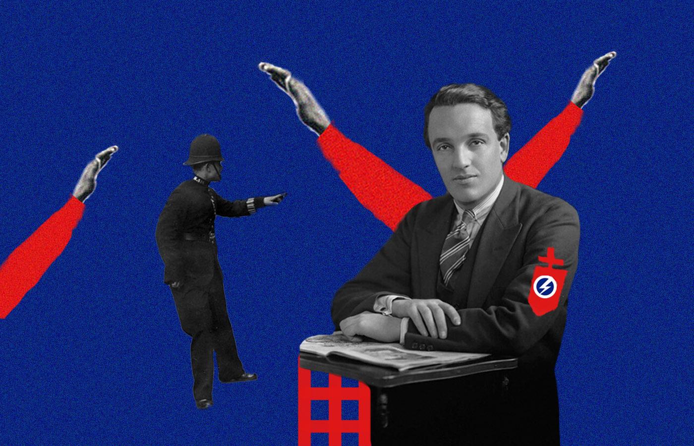 Пригоди британського фашиста у Володимирі