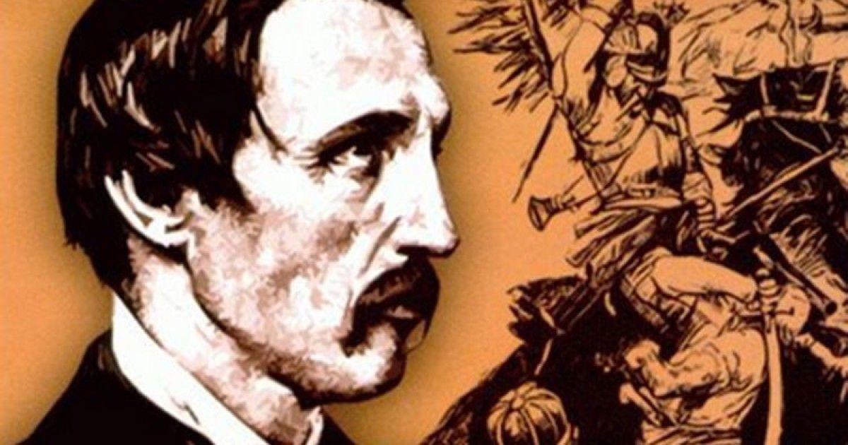 Пантелеймон Куліш почав писати «Чорну раду» у Луцьку