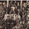 Шкільна ретросвітлина з Волині 1931