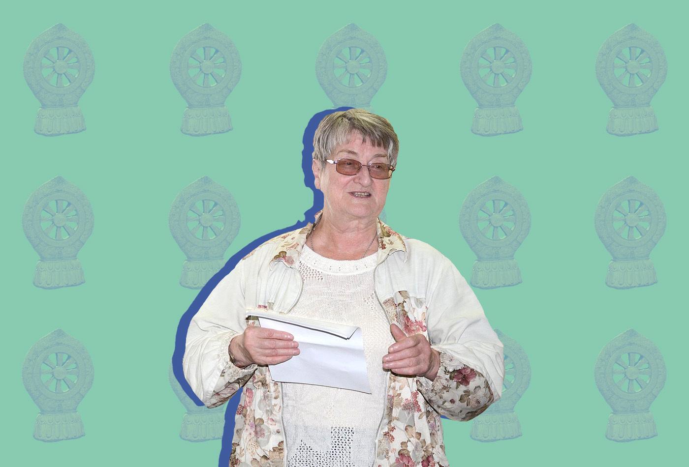 Олена Огнєва – відомий сходознавець, тибетолог