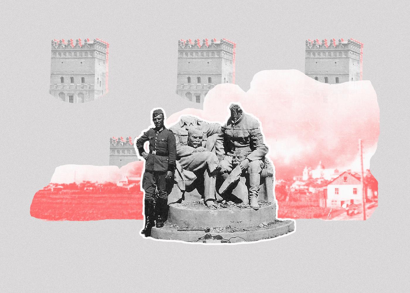 Початок війни в Луцьку. Спогад очевидця Кравчука