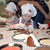 Юних лучан навчали шоколадної справи