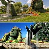 28 найдивовижніших фонтанів з усього світу. Фото