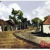 На листівці зобразили волинське село у давнину. Фото