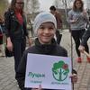Лучани висадили «Дерева миру» в зоопарку