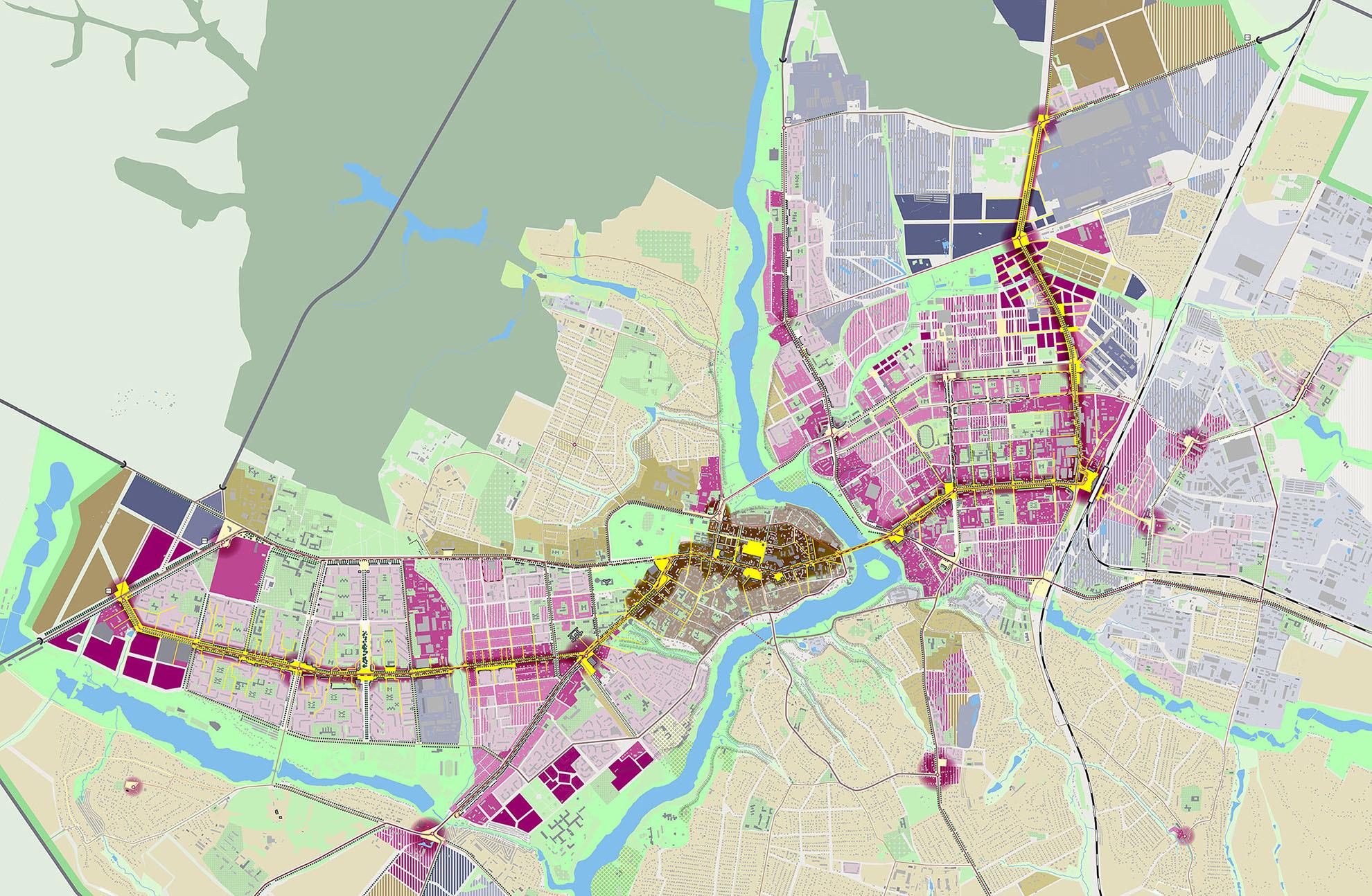 Сучасний розвиток українських міст: приклад Вінниці