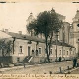 Як виглядав поліцейський відділок у Луцьку в 1930-х роках. Фото