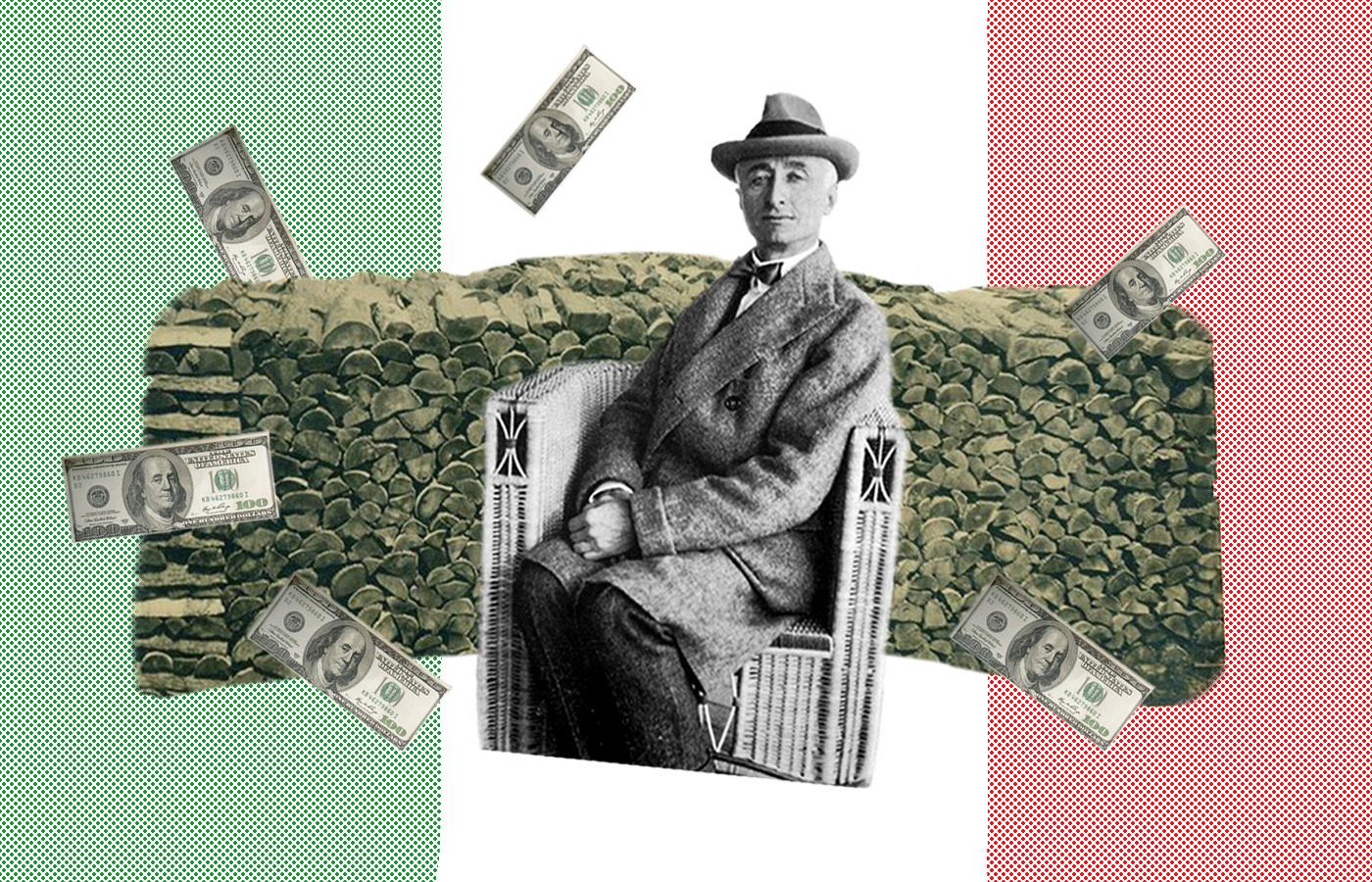Пригоди італійського мільйонера на Волині