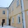 У Луцьку оновили фасад історичної пам'ятки