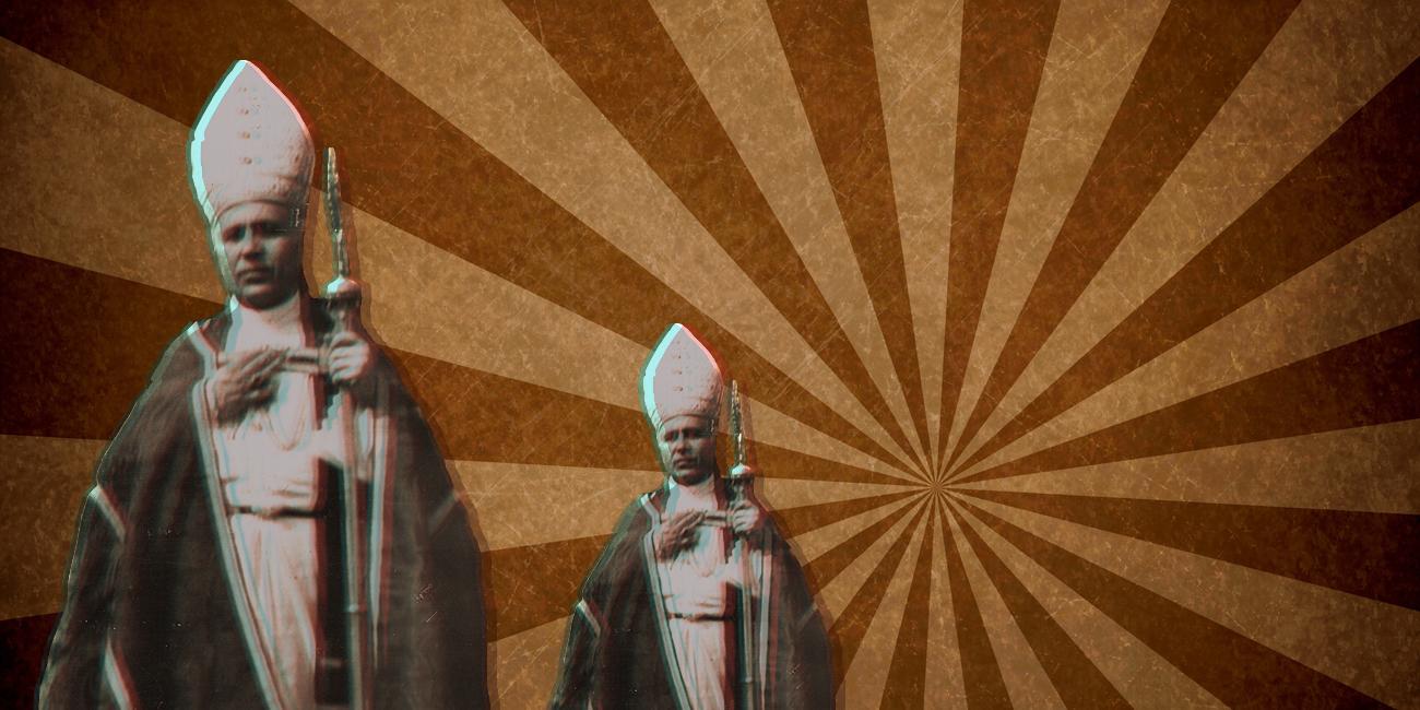 У Луцьку - вистава на честь засновника католицького ордену