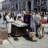 Що продавали на тротуарах в СРСР 1959 року. Підбірка фото
