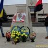 У Луцьку пам'ятник Бандері не переноситимуть