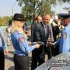 Волинська міліція отримала від Євросоюзу нові автомобілі