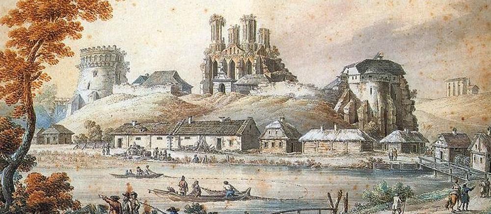 Імперська Волинь на полотнах художників ХІХ століття