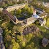 Як зберігся Олицький замок: фото з висоти пташиного польоту