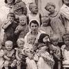 Маленькі лучани на фото середини ХХ століття