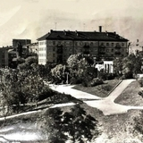 Як виглядав вхід у Центральний парк Луцька понад 50 років тому. Фото