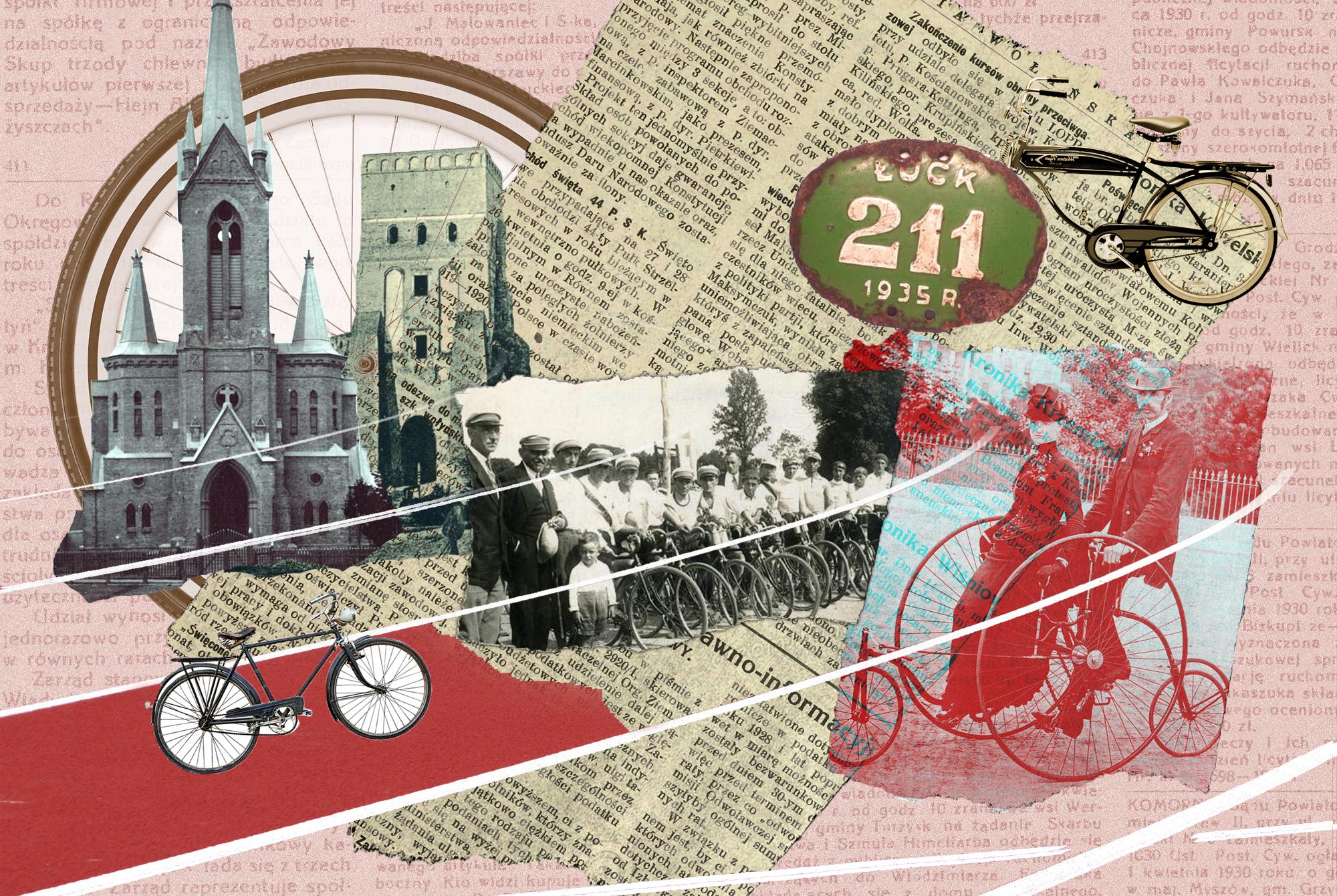 Цікава історія луцького велосипеда