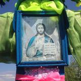 У селі на Волині оновилась ікона Христа