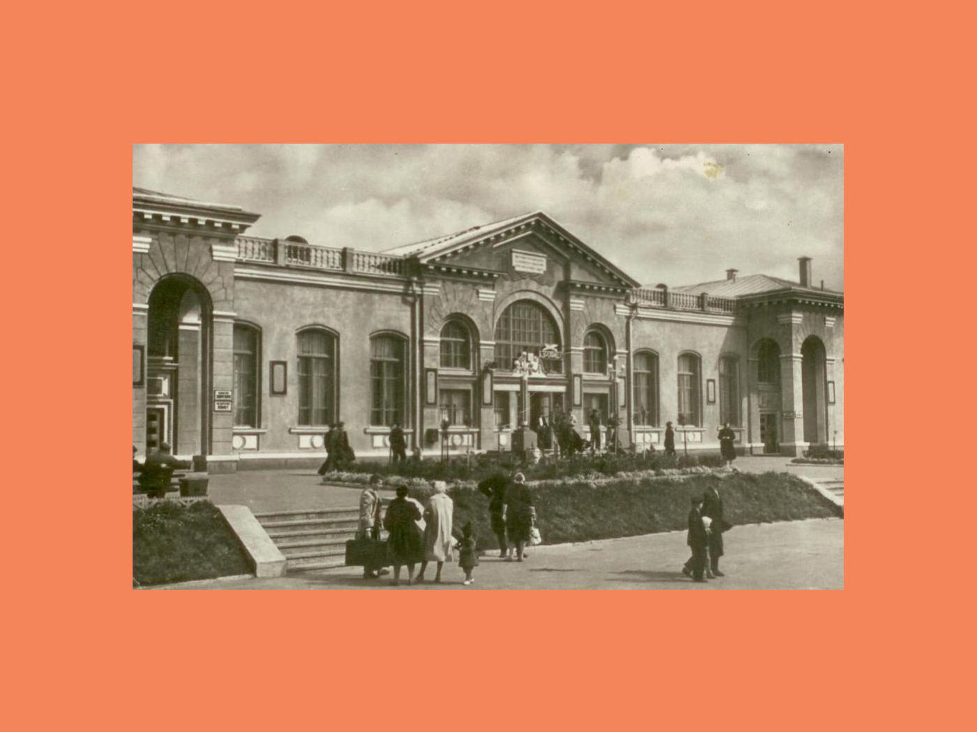 Так починався проспект Грушевського
