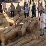 У Єгипті археологи виявили 30 саркофагів, які заховали через боязнь бути розграбованими