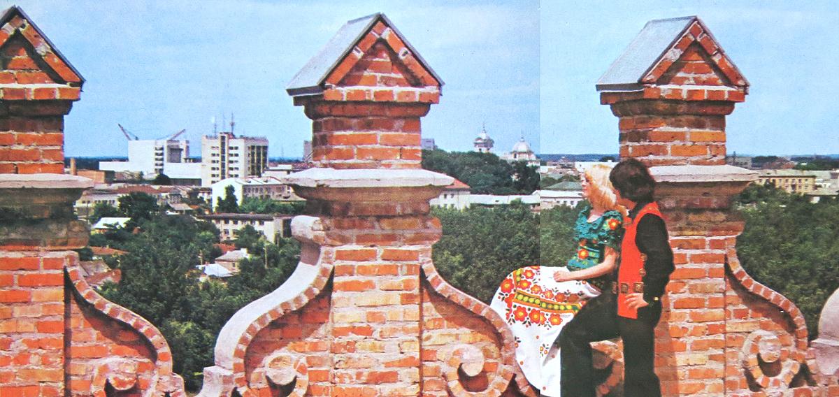 «Завзятий конструктивіст» Ходаковський: архітектор Луцька шістдесятих