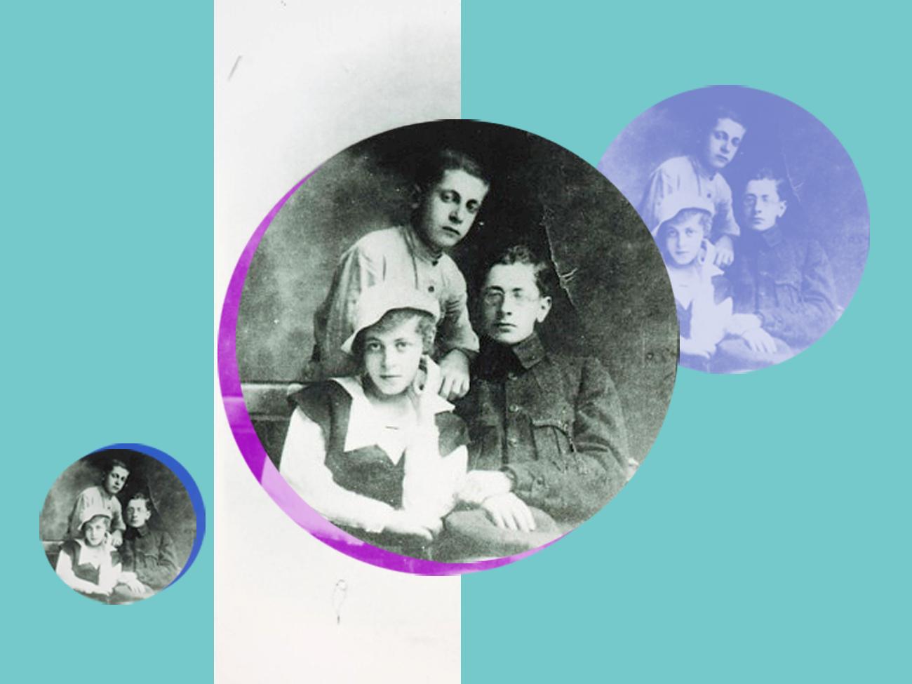 «У Луцьку ми не знали про антисемітизм». Раритетні фото і спогади родини єврейського мера
