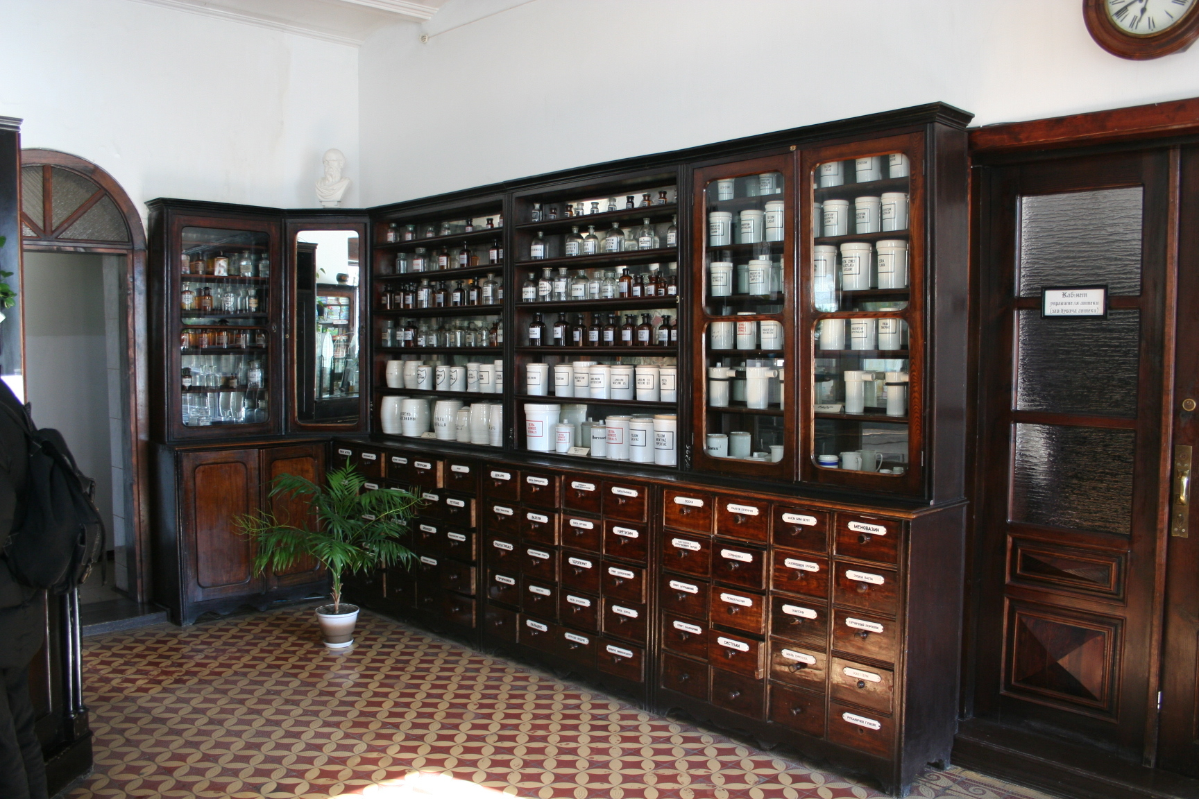 Колесо історії. Аптека-музей в Луцьку