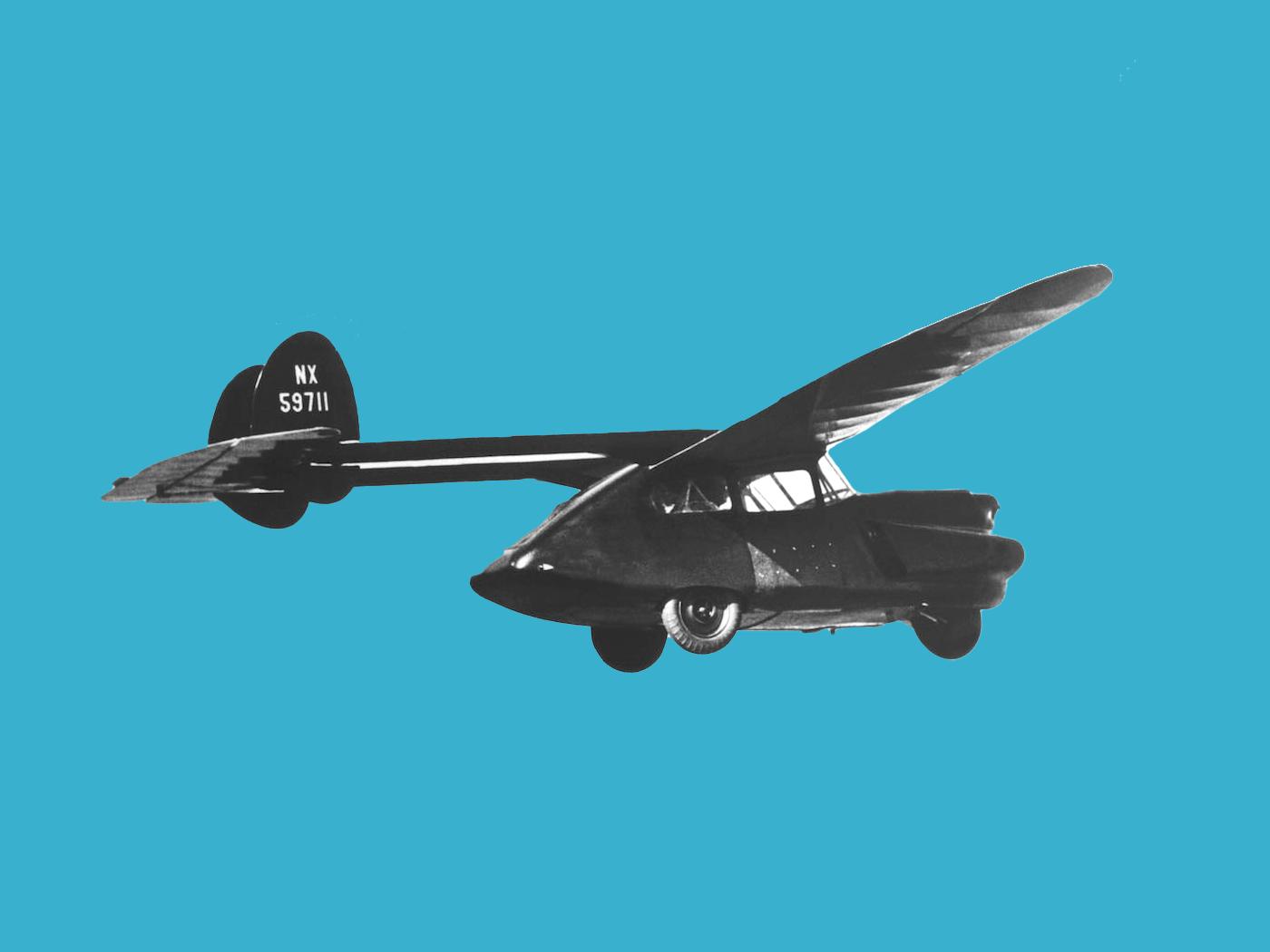 Як провалилася спроба налагодити серійний випуск аерокарів