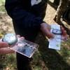 Волинські прикордонники з картами і компасом мандрували лісом. ФОТОРЕПОРТАЖ