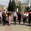 У Луцьку влаштували грузинсько-українські танці