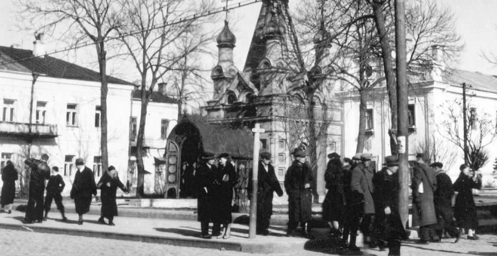 «Избави от врат адовых»: історична доля луцької каплиці