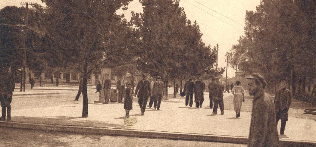 «Ми тут в пустині сад зробимо»: як євреї переносили центральний базар у Луцьку