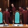 Рада ухвалила у першому читанні зміни до Конституції щодо правосуддя
