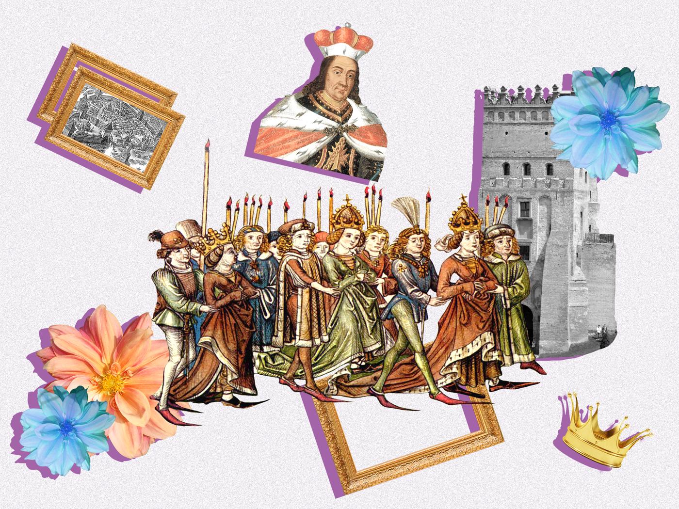 Луцький з'їзд монархів: Барбара Циллі, імператриця Священної Римської імперії