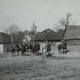 Як австрійці порядкували у селі Волинської губернії