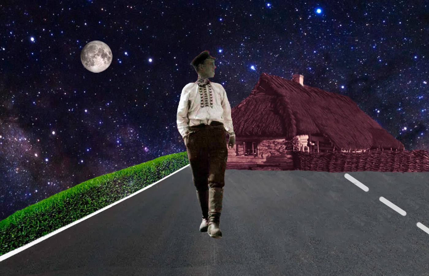 Традиційне чоловіче вбрання на Волині