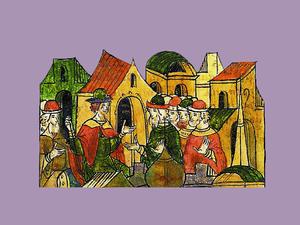 Луцький з'їзд монархів: князь Борис Тверський