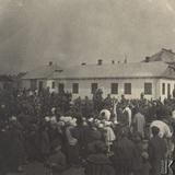 Як ярмаркували у Володимирі в 1920-х роках. Фото