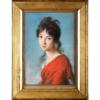 Тереза Чорторийська Любомирська із Корця на портреті 1800 року